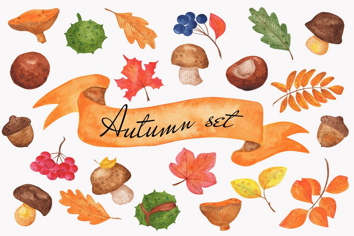 Autumn set example image 1