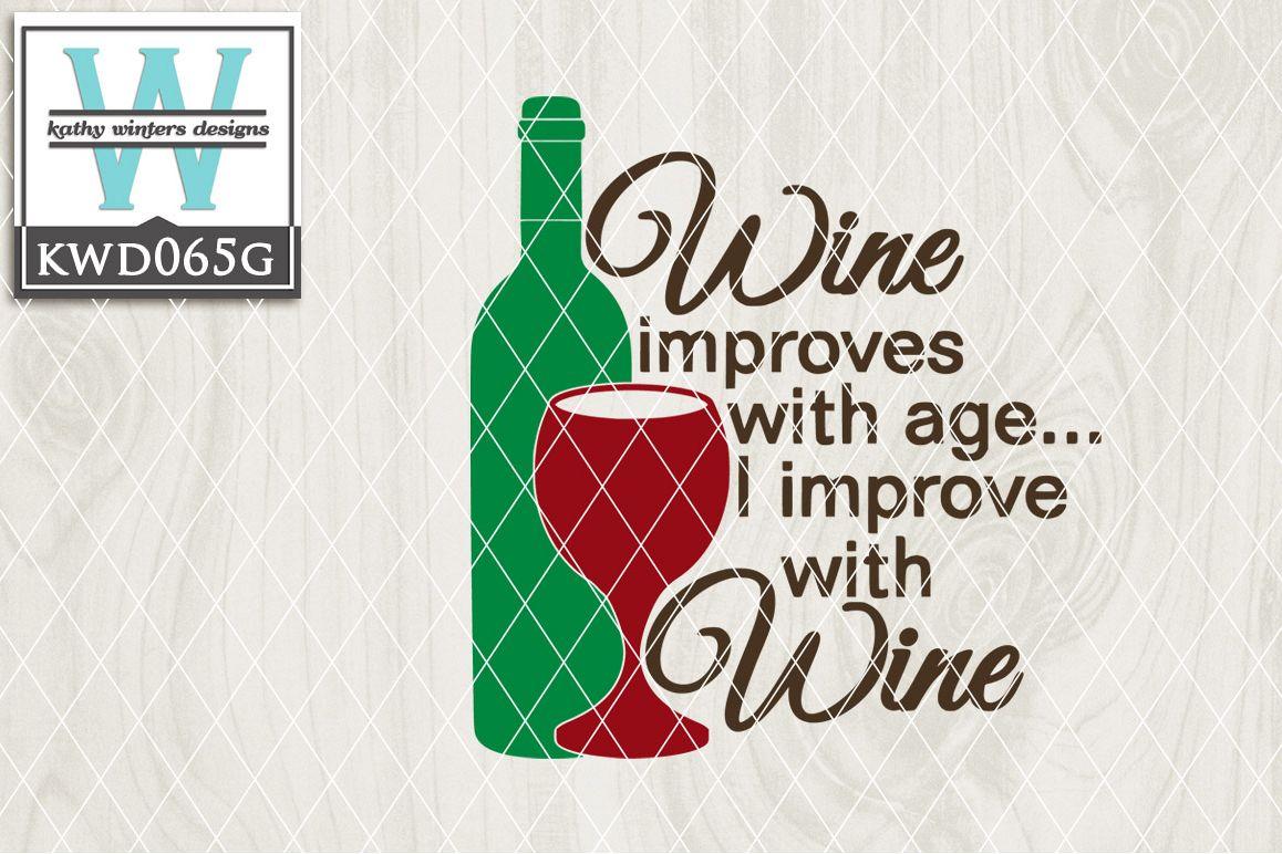 Wine Cutting File KWD065G example image 1