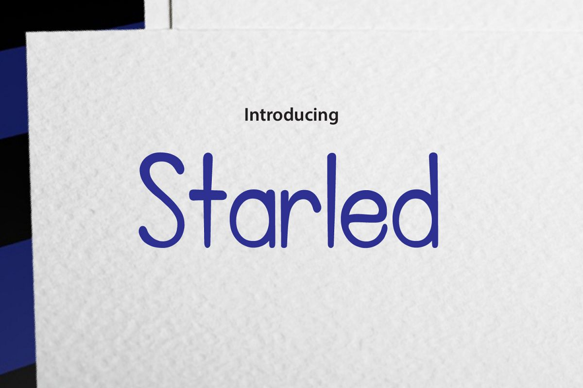 Starled example image 1