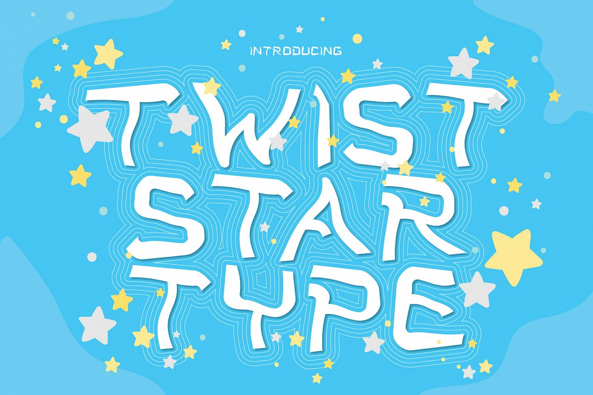 Twist Star Type example image 1
