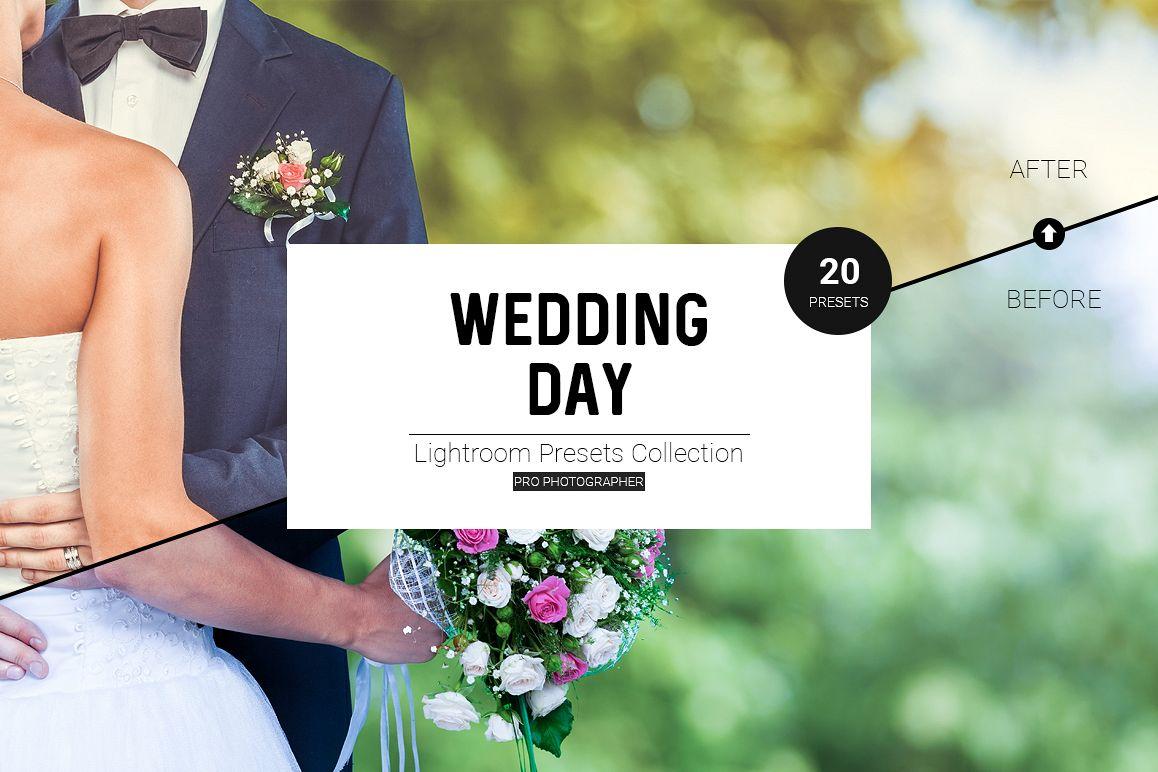 Wedding Day Lightroom Presets example image 1