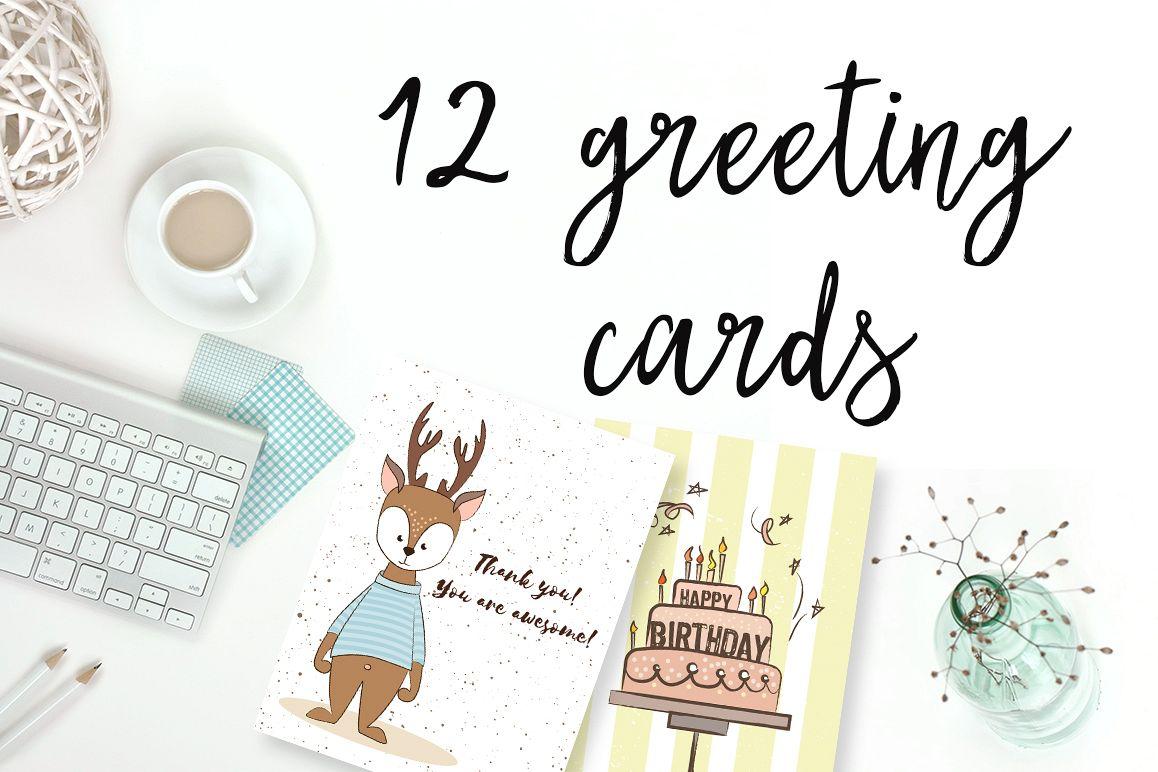 Happy Birthday cards example image 1