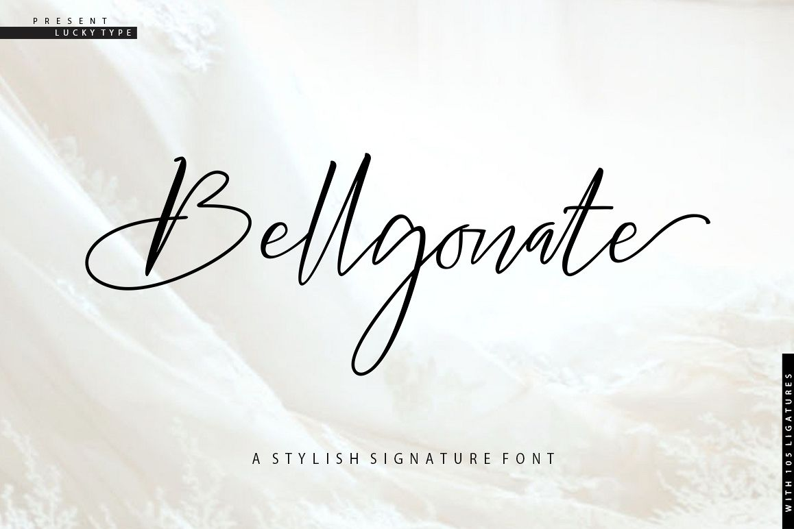 Bellgonate Signature Script example image 1