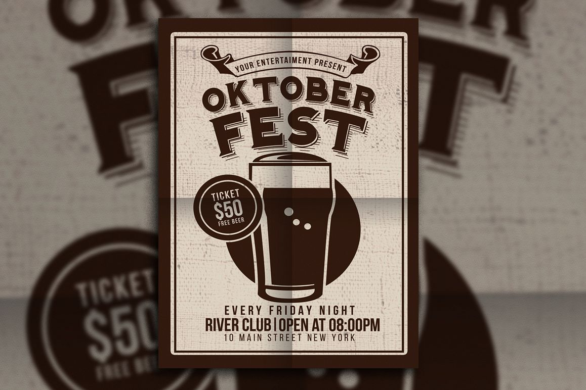 Oktober Fest Beer Party example image 1