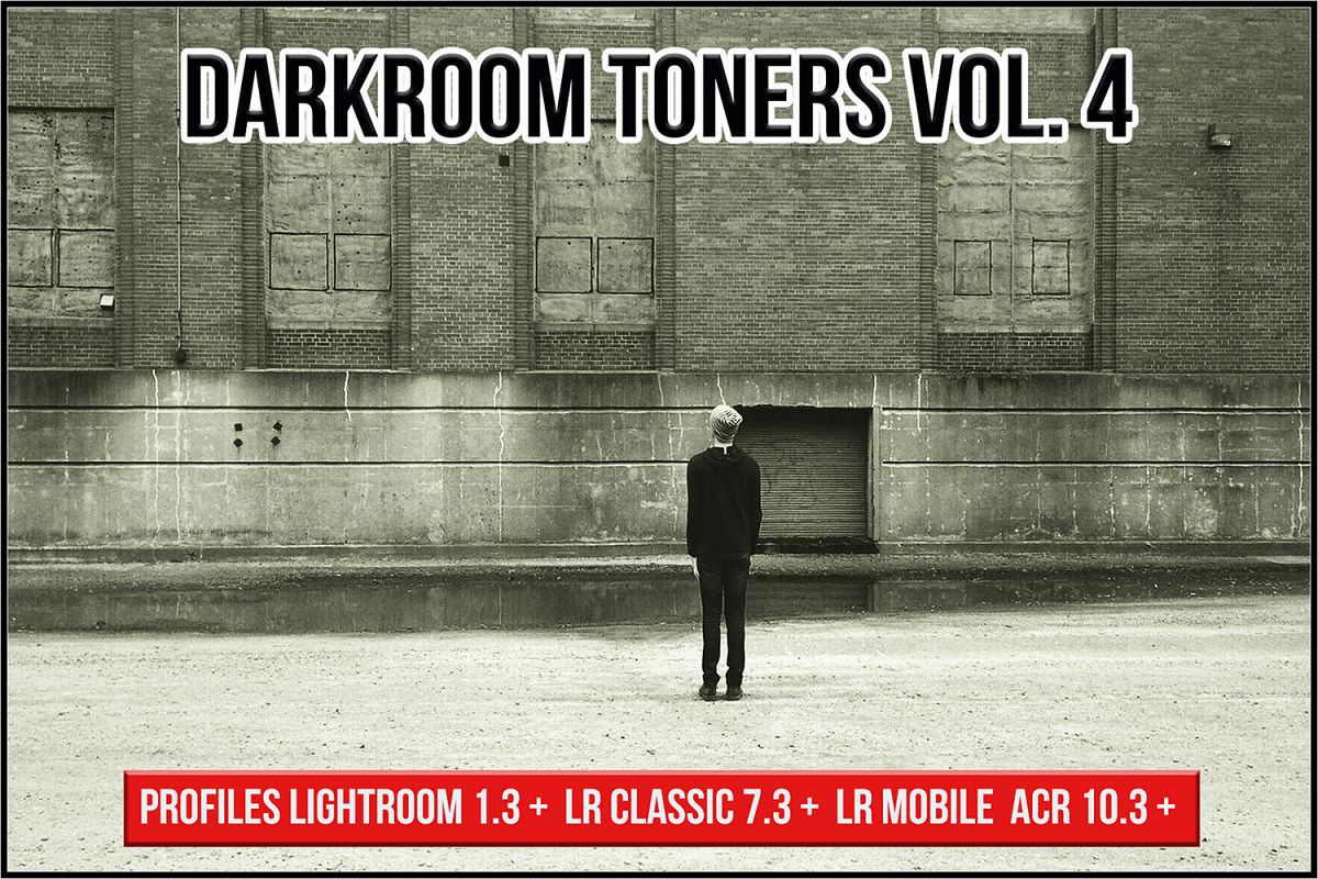 Darkroom Toners Vol. 4 profiles Lightroom ACR example image 1