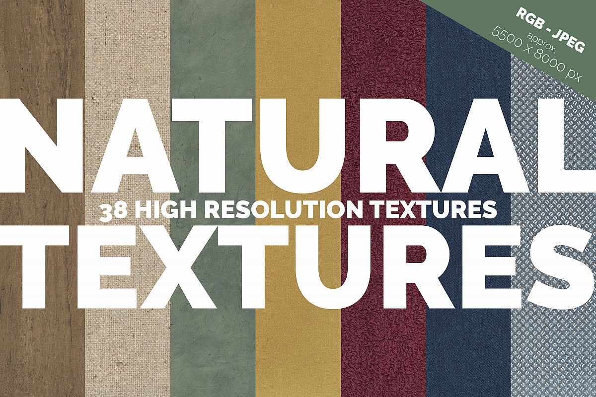 38 Natural Textures example image 1