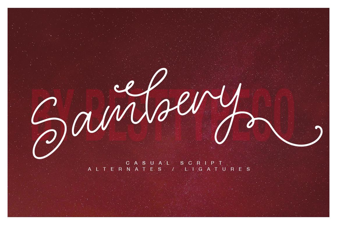 Sambery example image 1