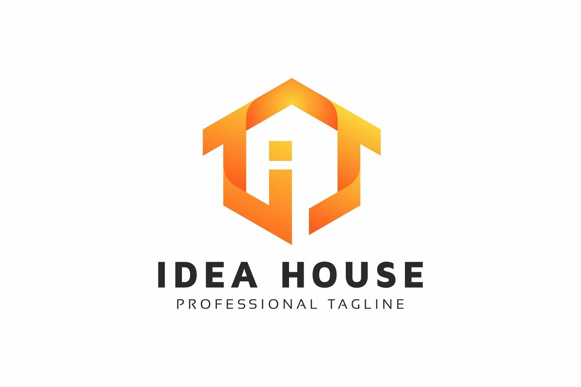 Idea House Logo example image 1