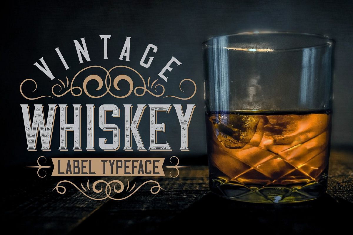 Vintage Whiskey example image 1