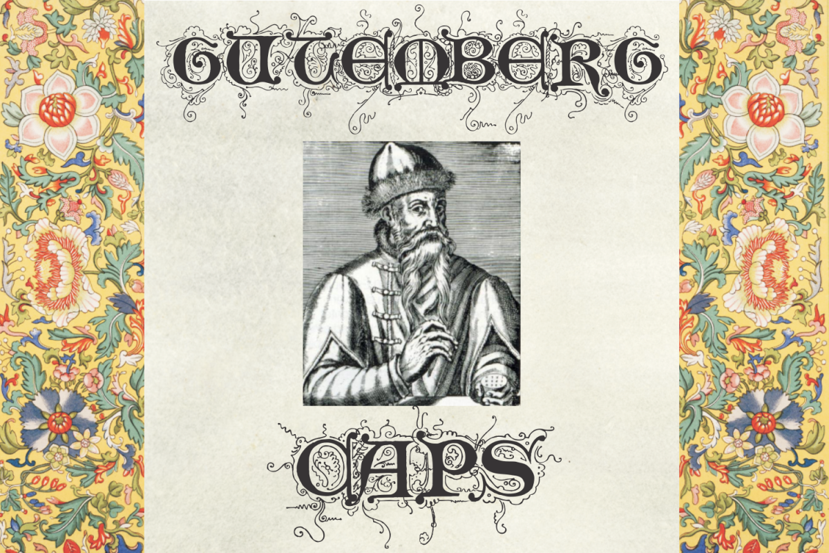 Like Gutemberg Caps example image 1