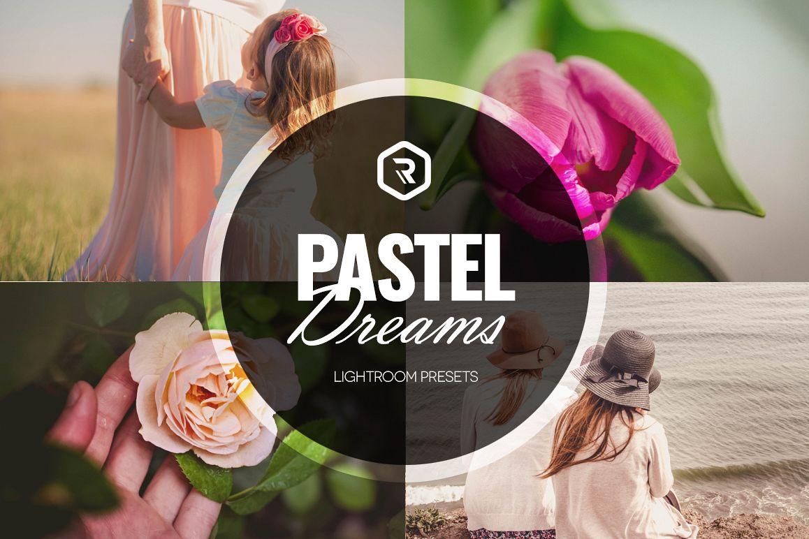 Pastel Dreams Lightroom Presets example image 1
