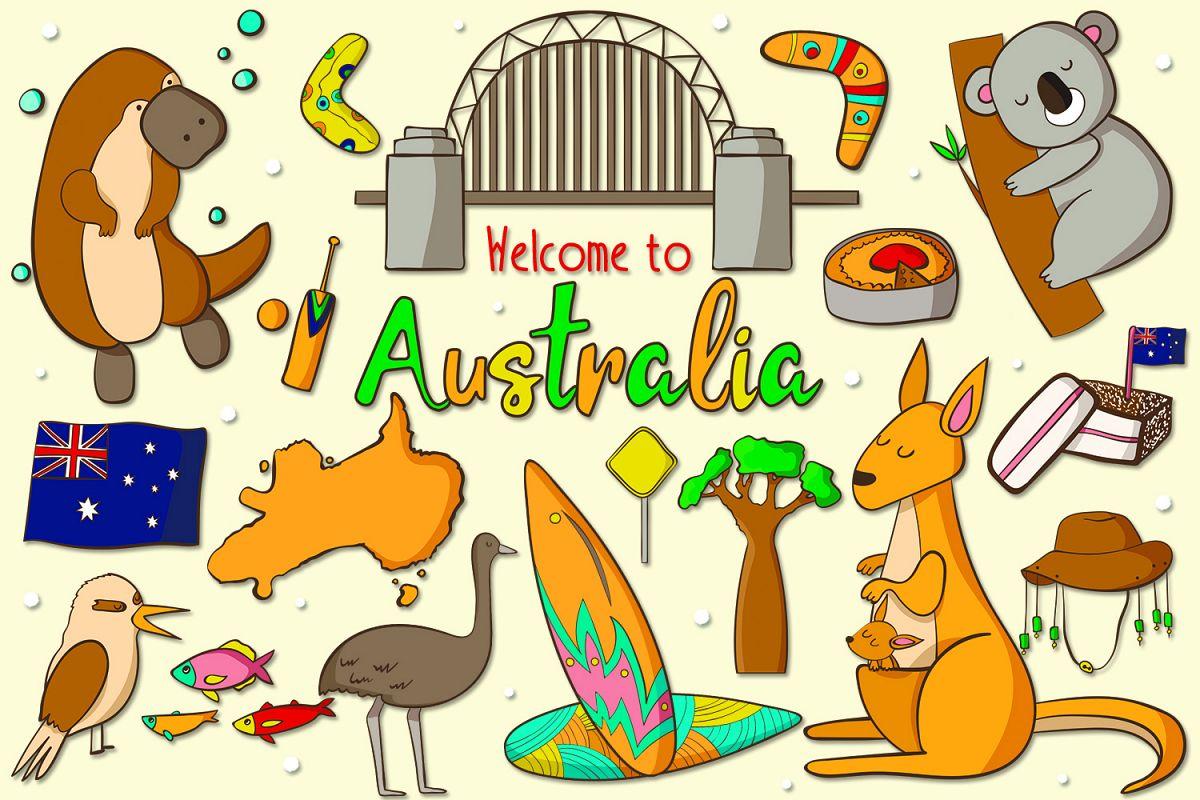 Welcome To Australia example image 1