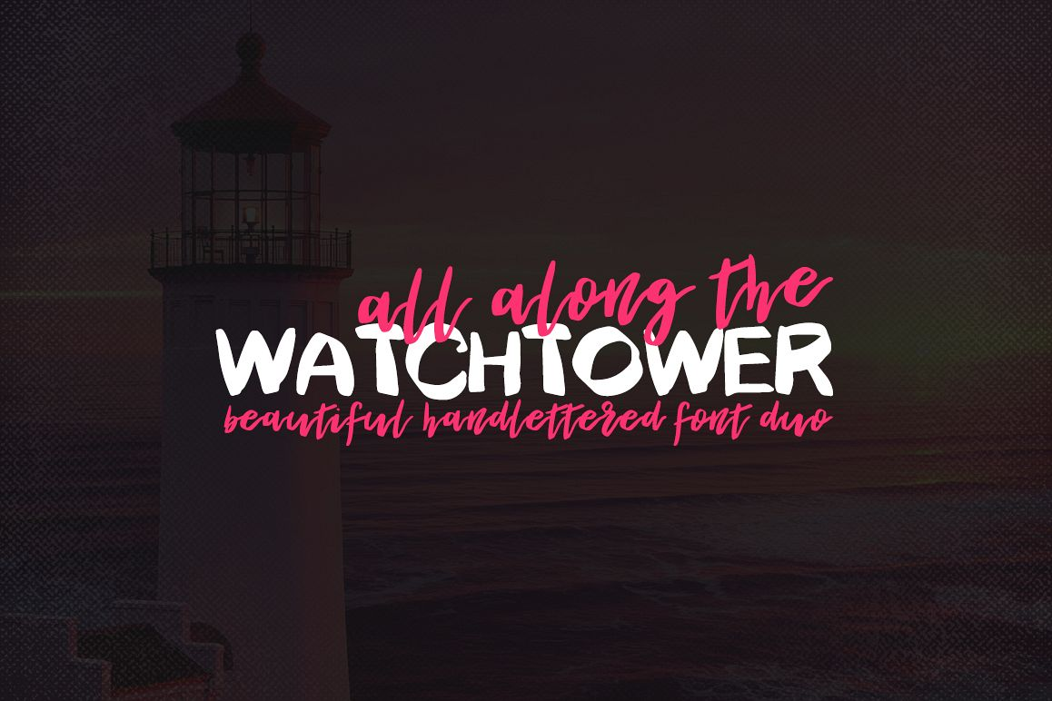 Watchtower DUO example image 1