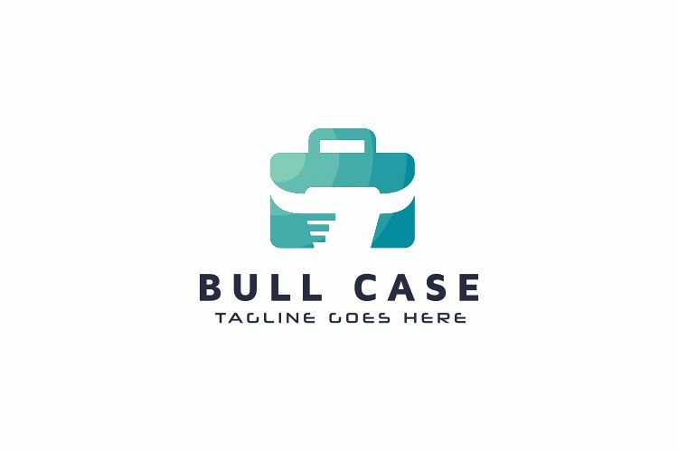 Bull Case Logo example image 1