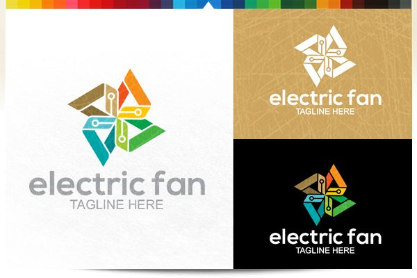 Electric Fan example image 1