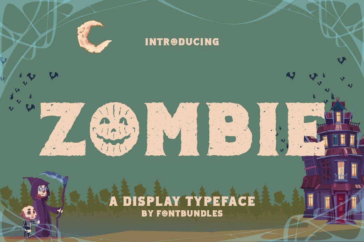 Zombie example image 1