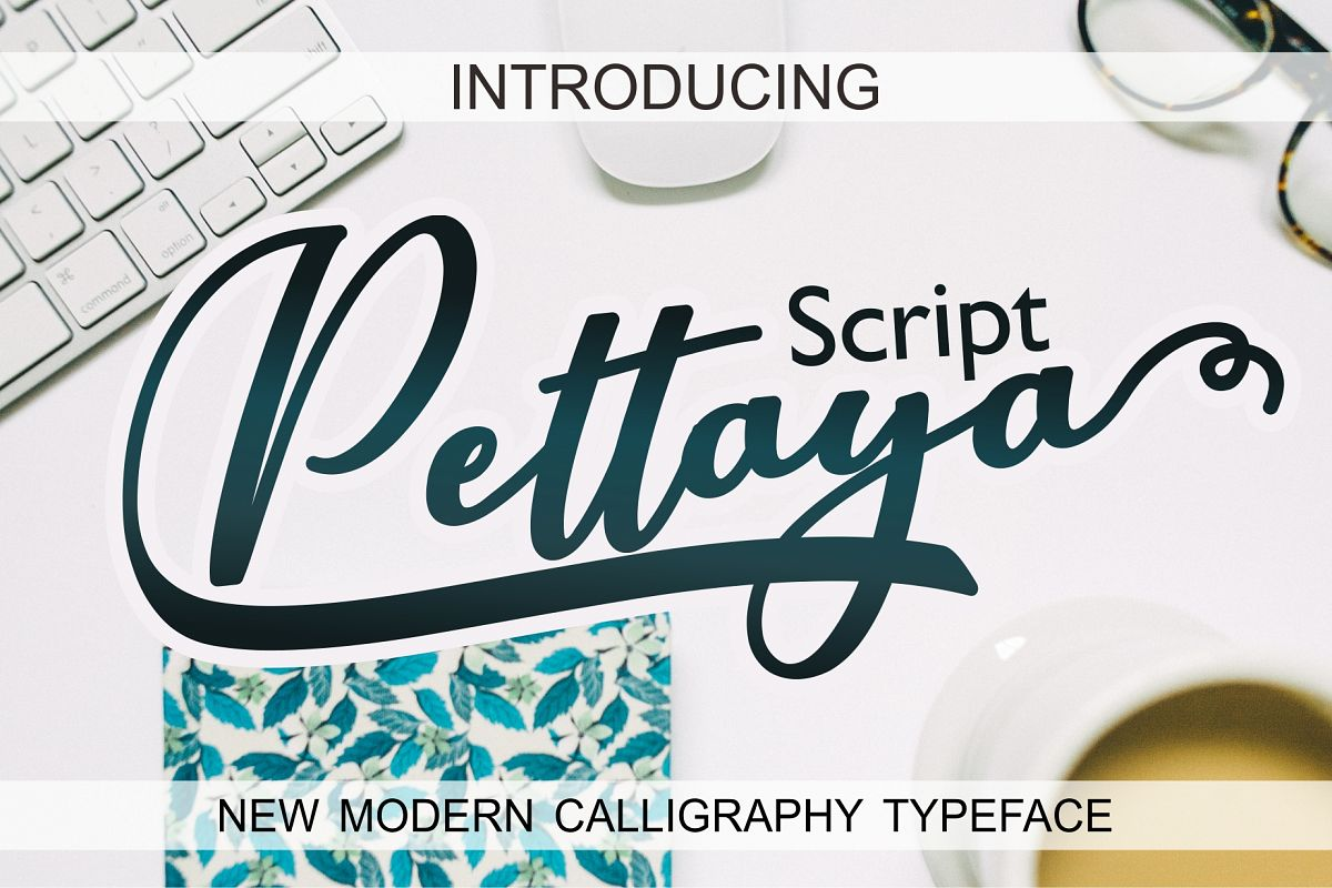 Pettaya Script example image 1