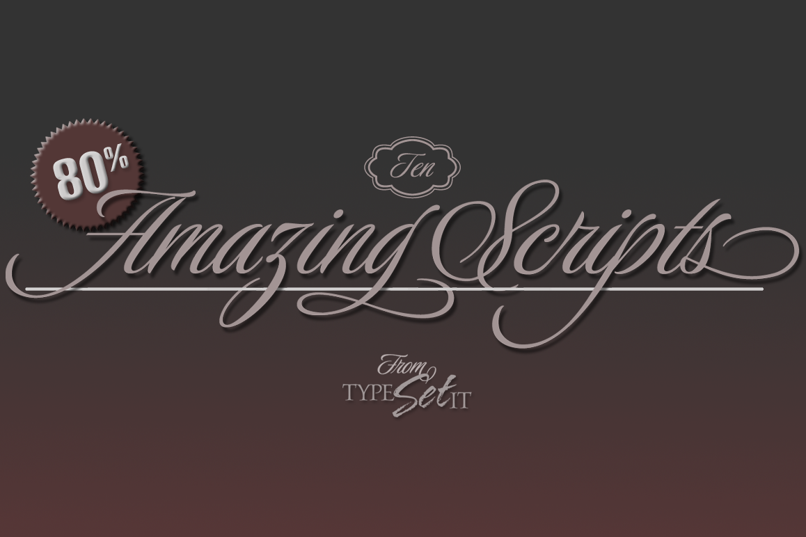 10 Amazing Scripts— Save over $500 example image 1