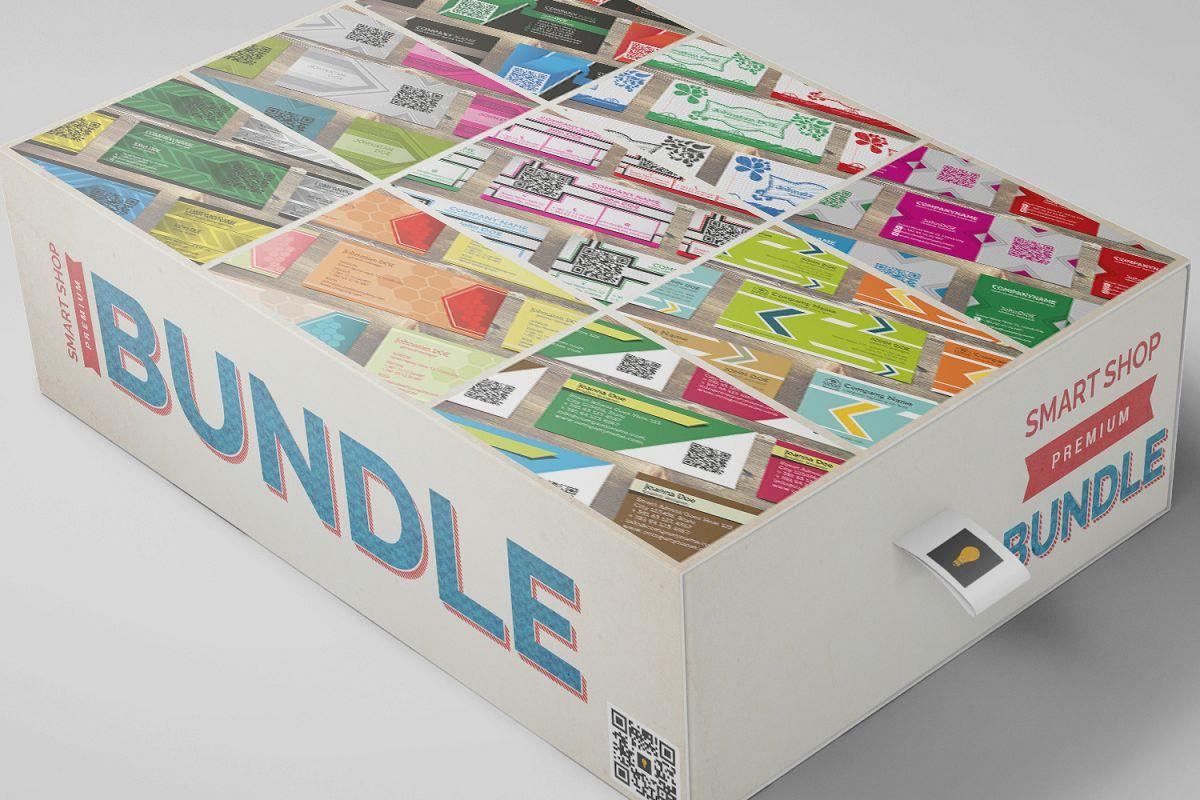 Business Card Bundle 50% SAVINGS example image 1