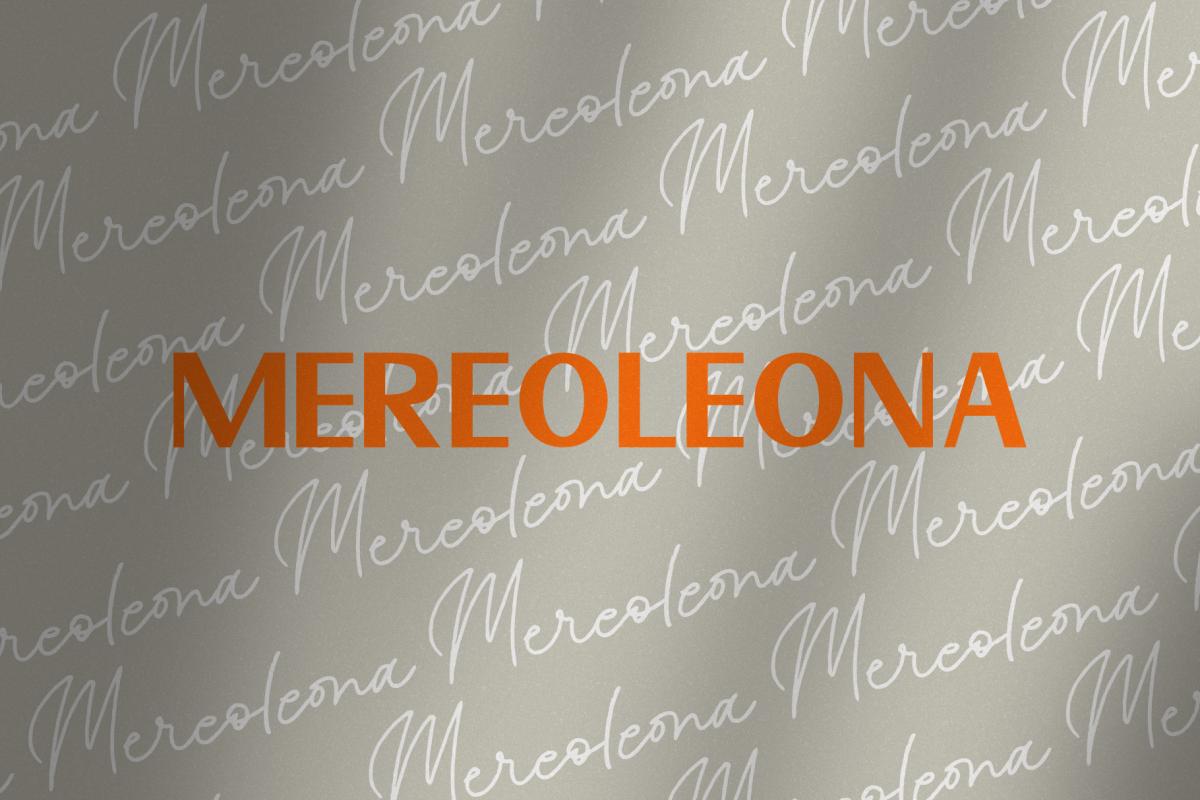 Mereoleona | Font Duo example image 1