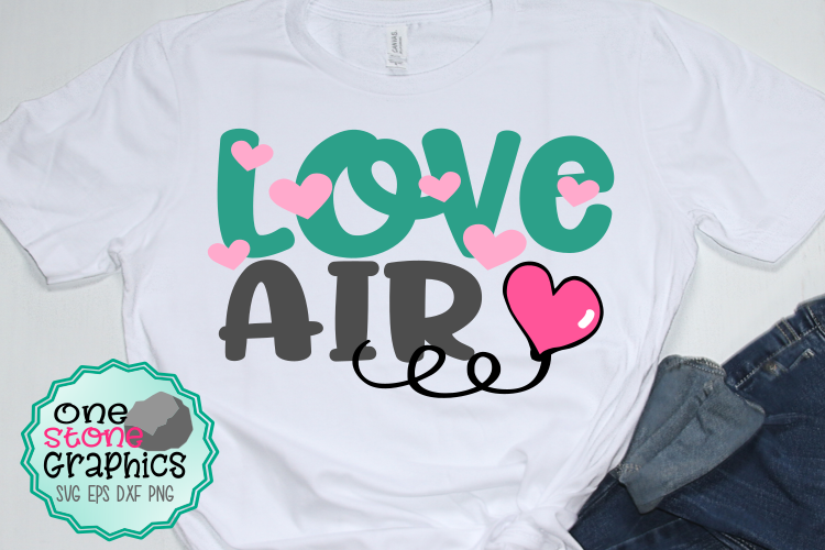 love is in the air svg,valentine's day svg,love svg example image 1