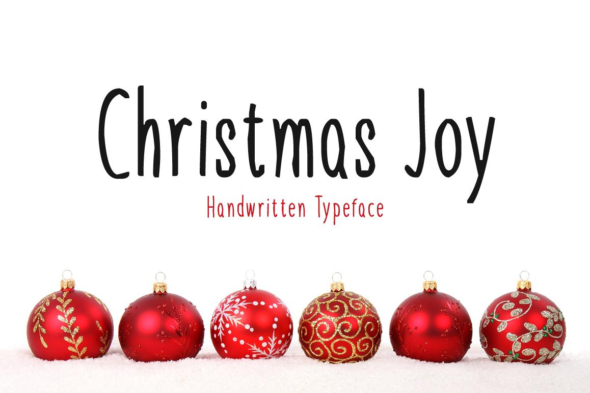 Christmas Joy example image 1