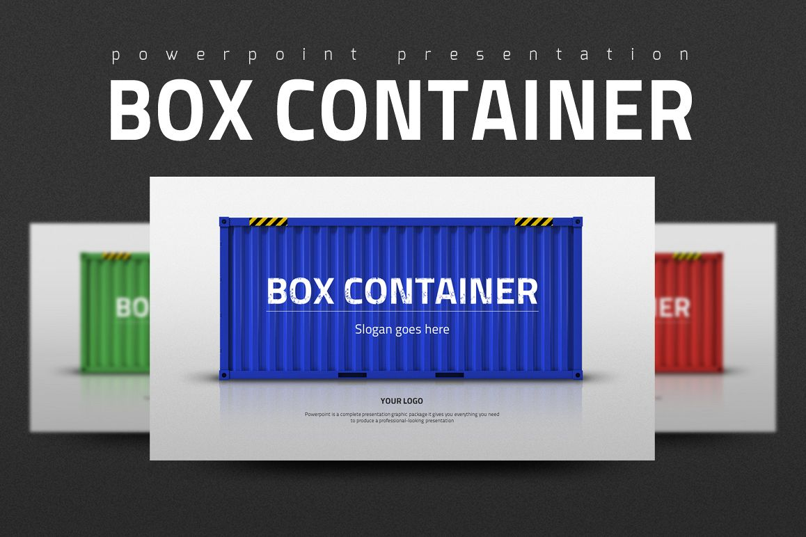 Container PPT example image 1