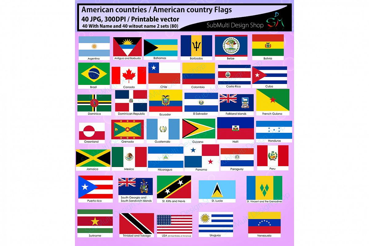 american countries american country f design bundles