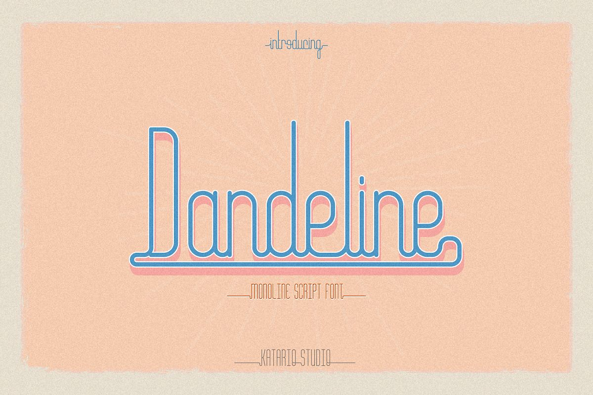 Dandeline example image 1