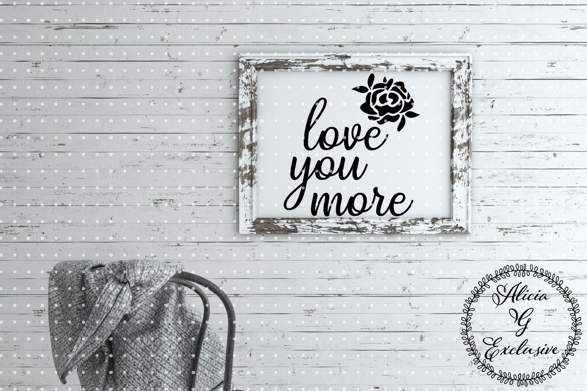 Love You More 3 example image 1