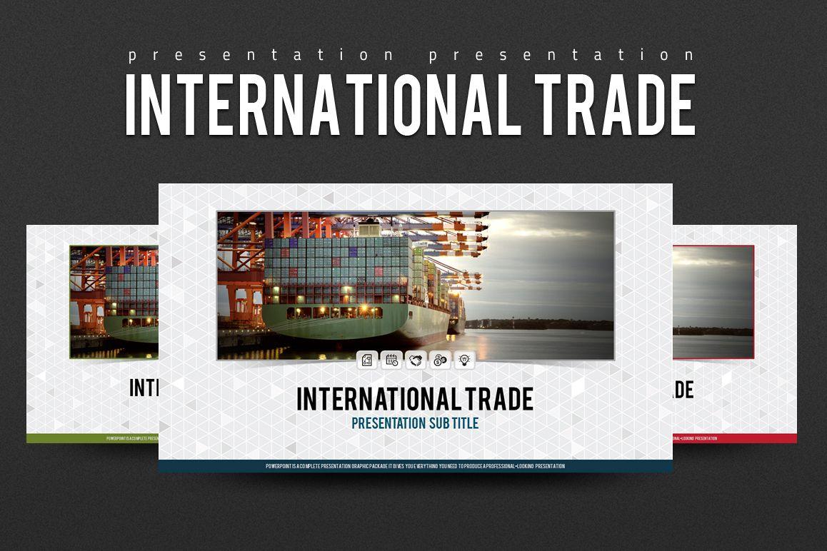 International Trade PPT example image 1