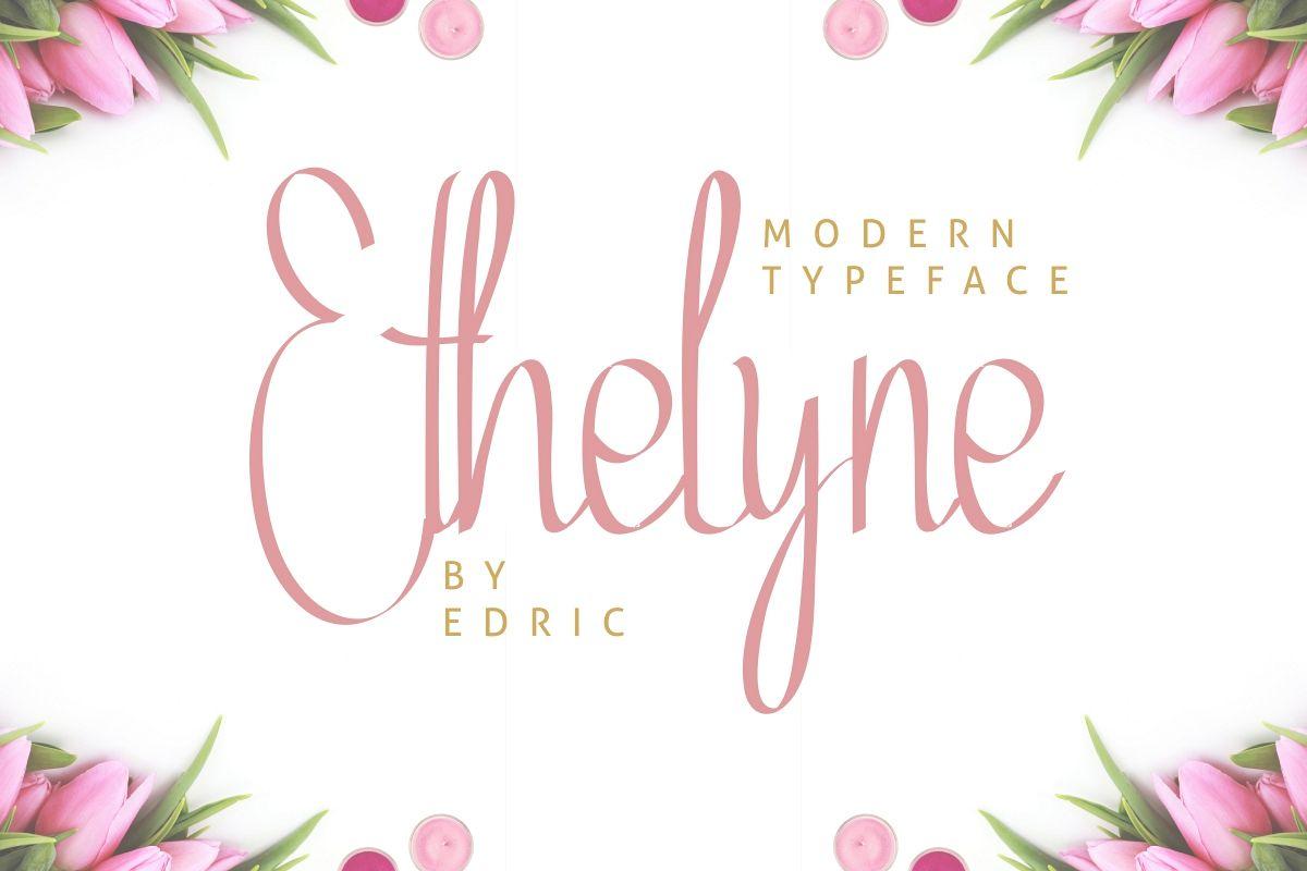 Ethelyne example image 1