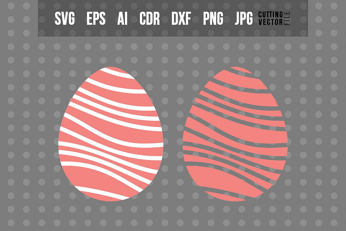 Easter Egg - Vector Design example image 1