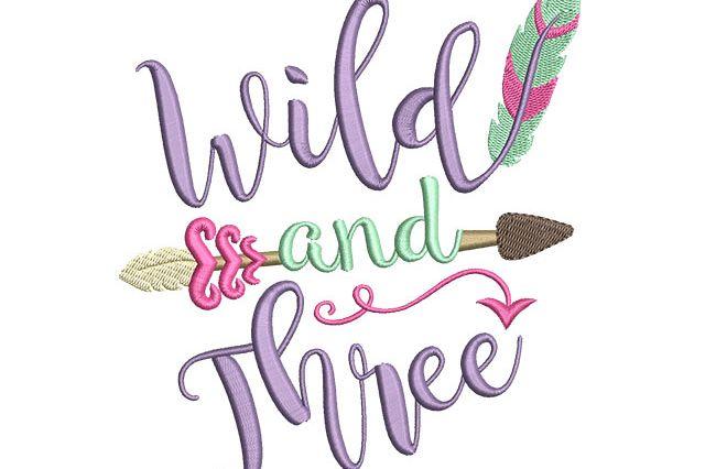 Wild and Three example image 1
