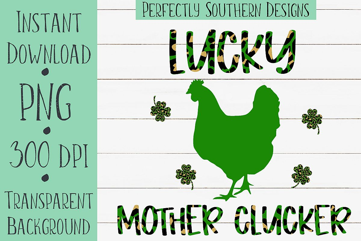 Lucky Mother Clucker example image 1