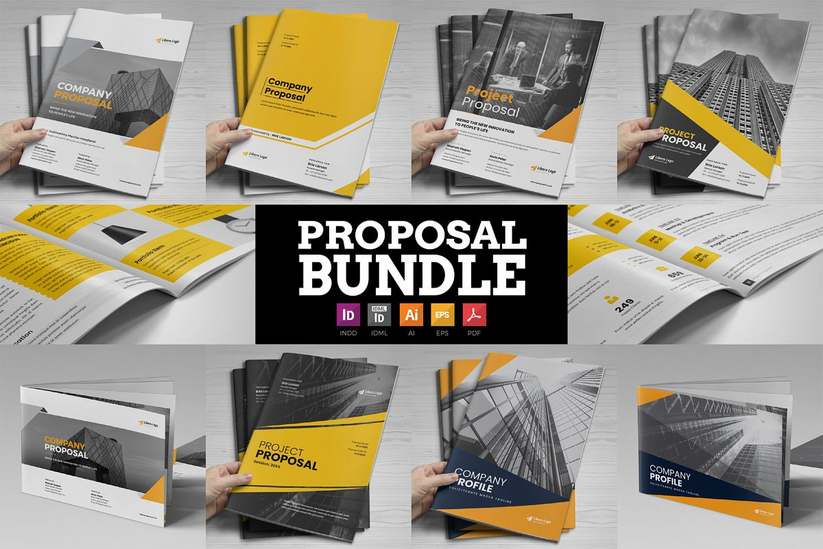 Proposal Bundle example image 1