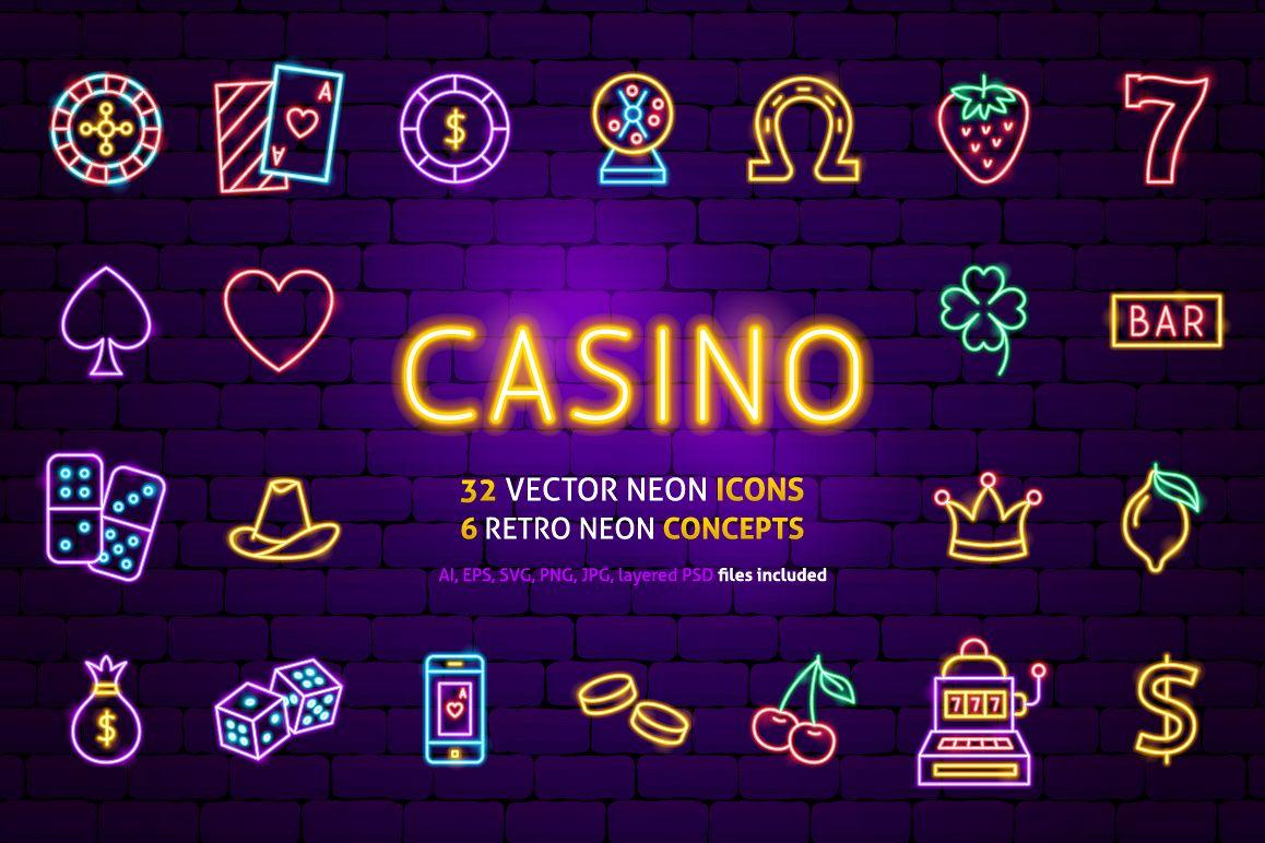 Casino Neon example image 1