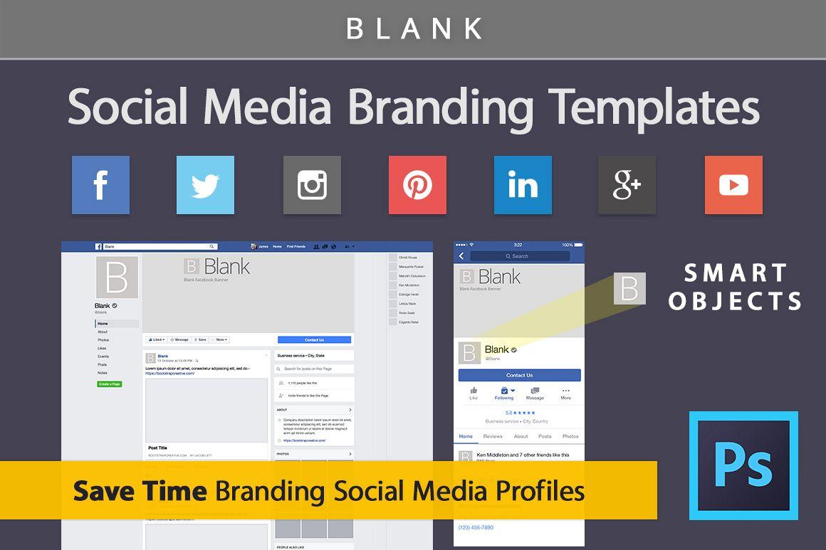 Facebook Cover Social Templates