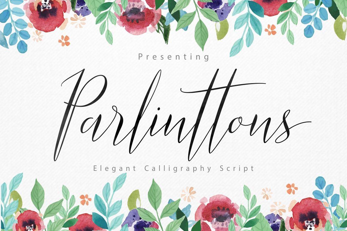 Parlinttons Script example image 1