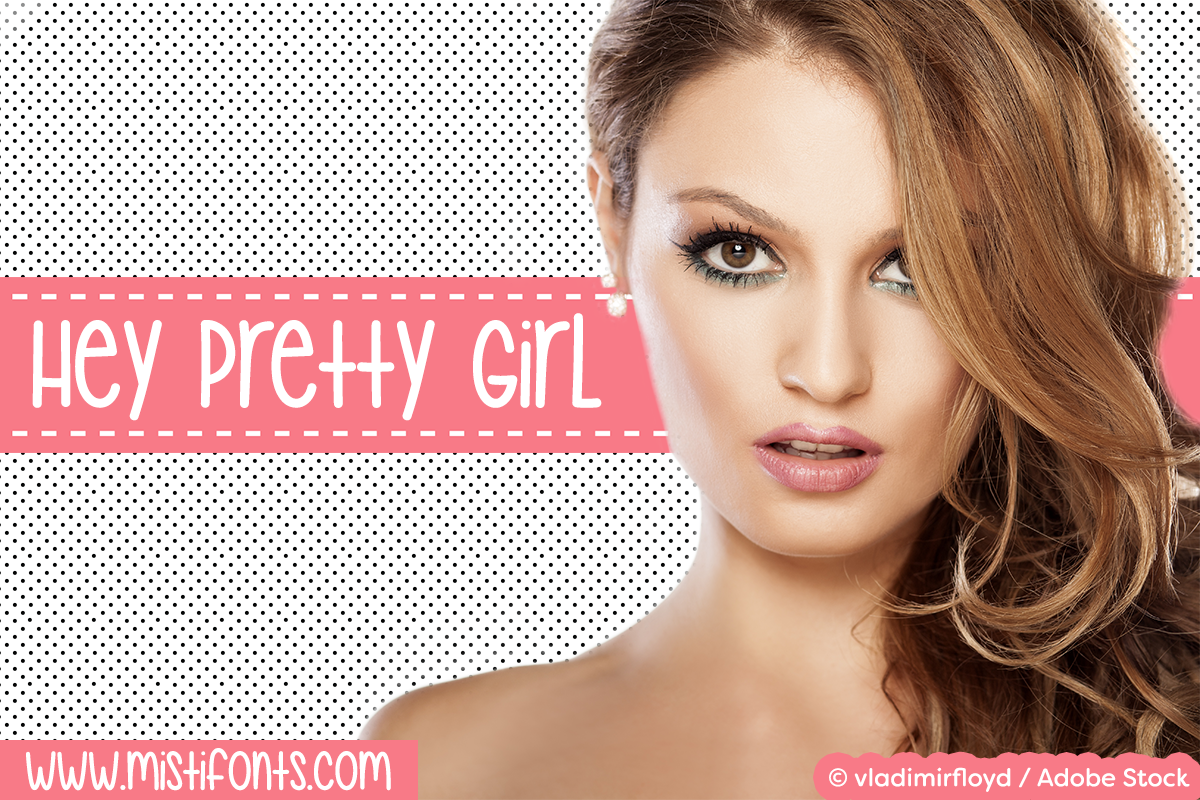 Hey Pretty Girl example image 1
