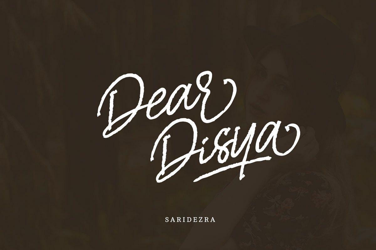 Dear Disya example image 1