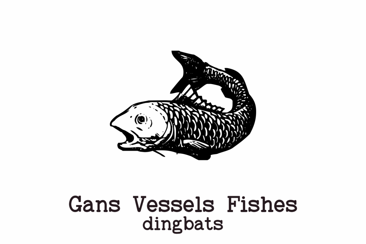 Gans Vessels Fishes example image 1