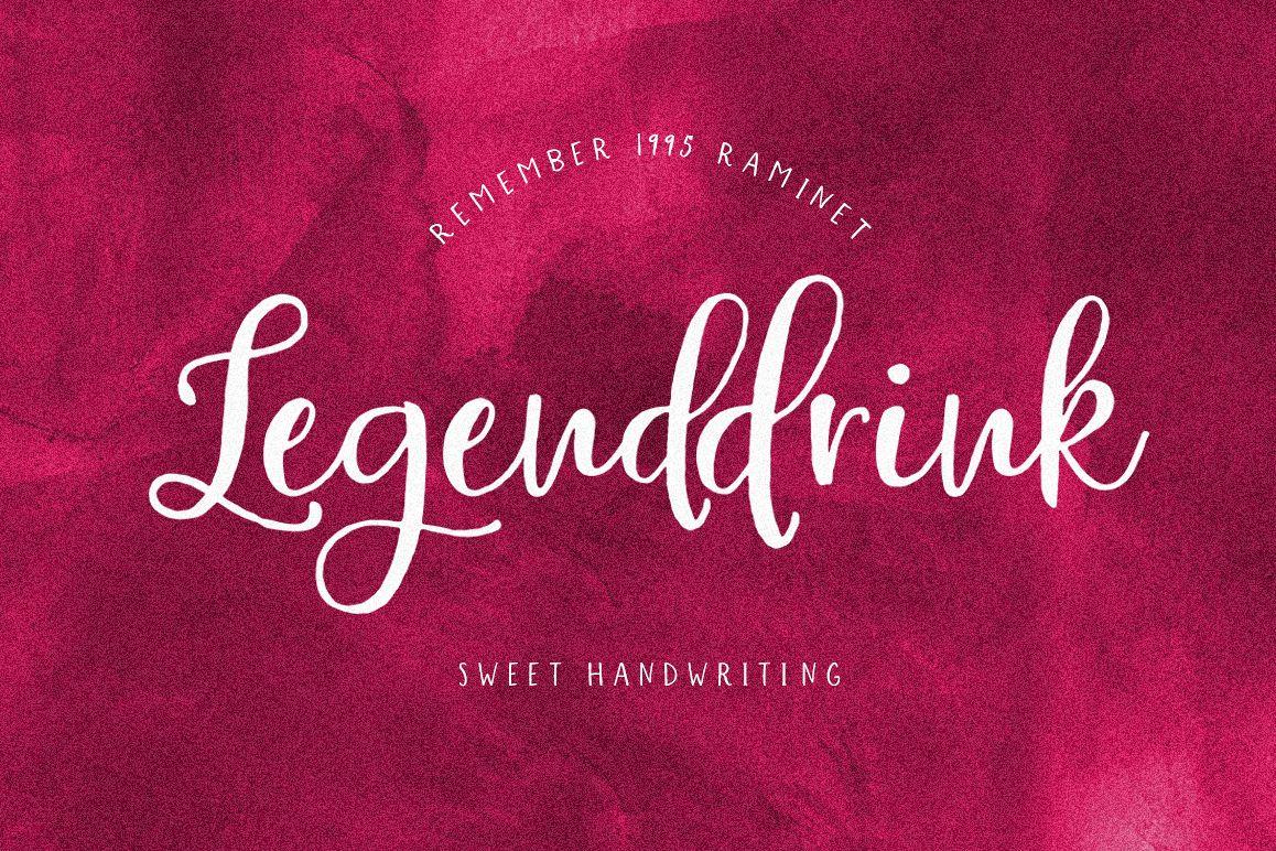 Legenddrink example image 1