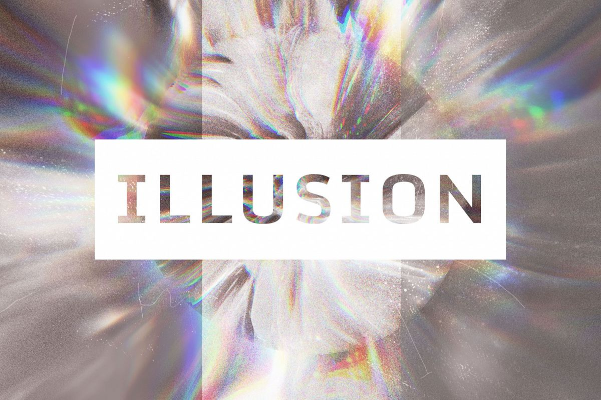 Illusion - Glitch Effect Backgrounds example image 1