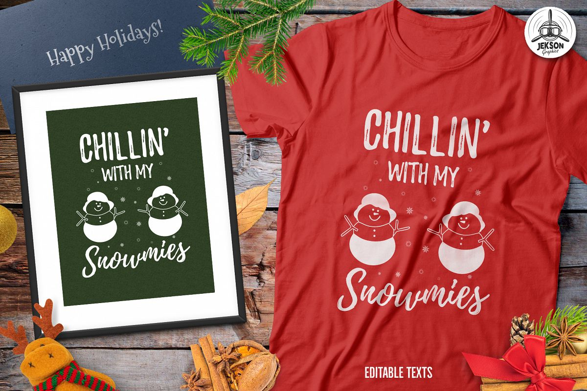 Christmas T Shirt Design Funny