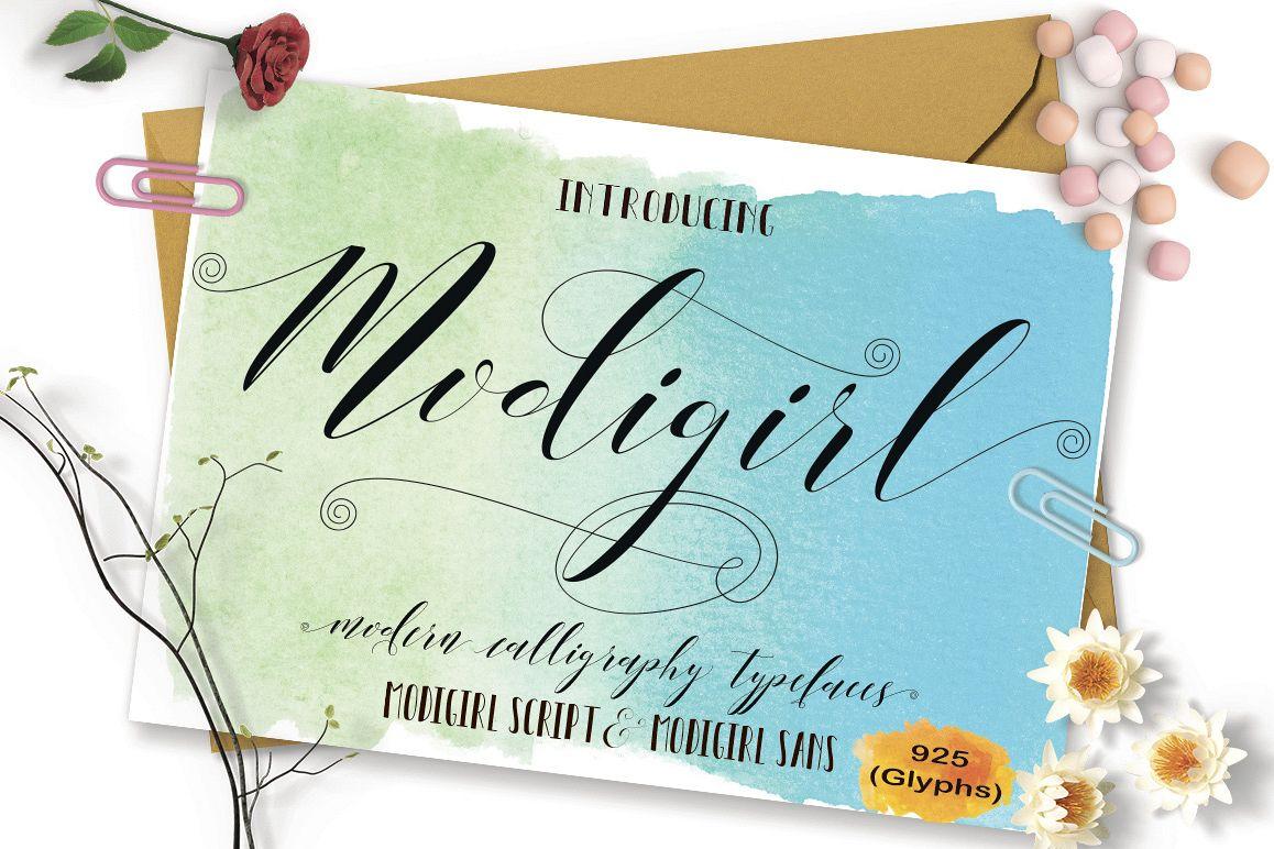 Modigirl Script example image 1