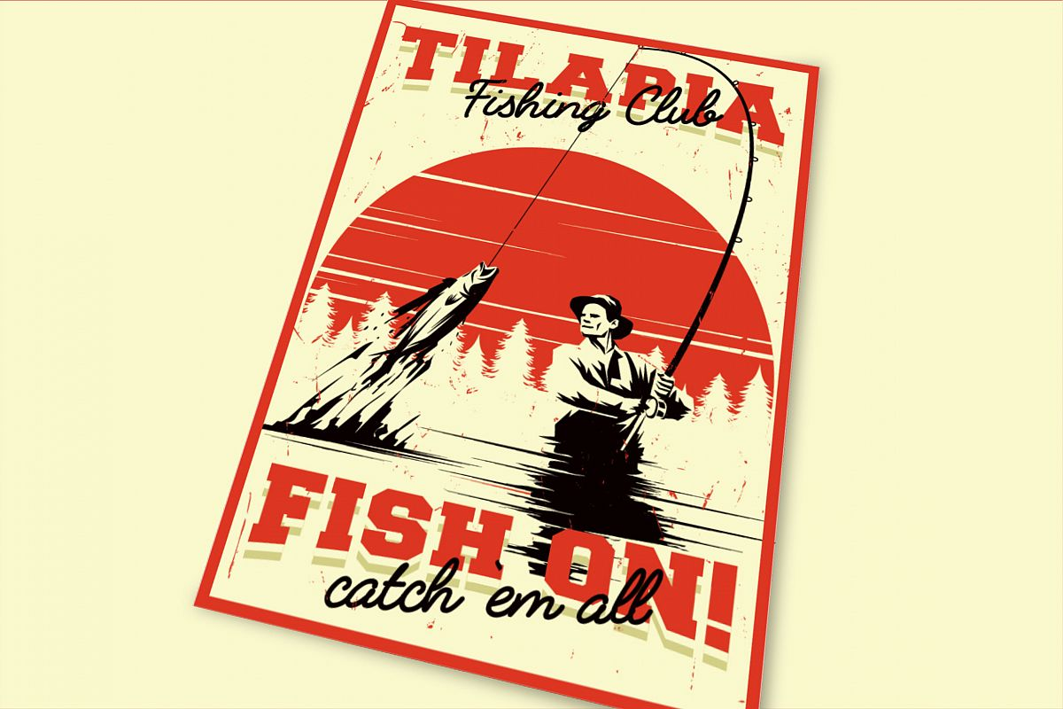 Tilapia Flyer example image 1