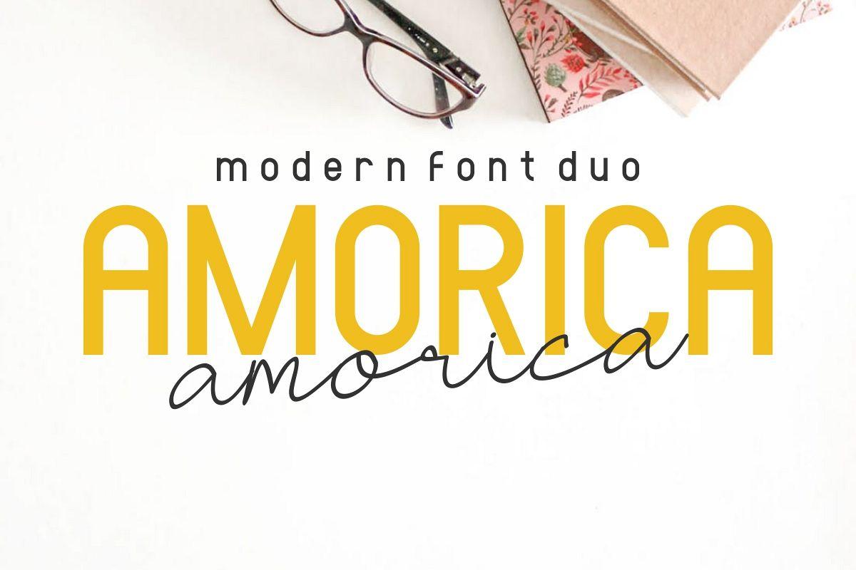 AMORICA example image 1