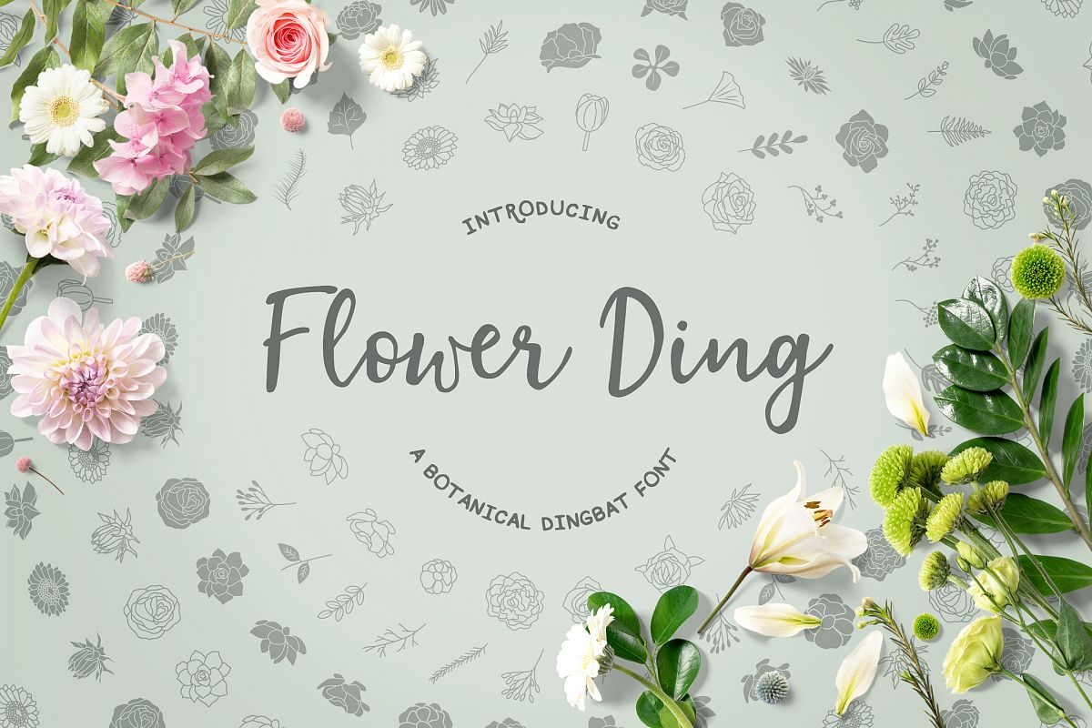 Flower Ding example image 1