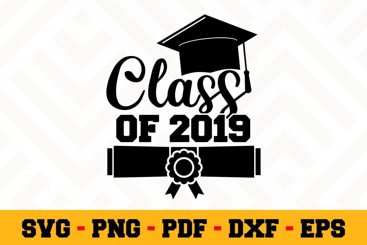 Graduation SVG Design n579 | Graduation SVG Cut File example image 1